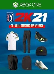 2K / adidas CodeChaos MyPLAYER Pack
