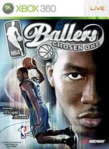 NBA Ballers:Chosen One