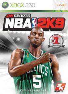 NBA 2K9 price tracker for Xbox 360
