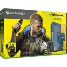 Xbox One X 1TB Console – Cyberpunk 2077 Limited Edition Bundle
