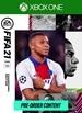 FIFA 21 Champions Pre-Order Content