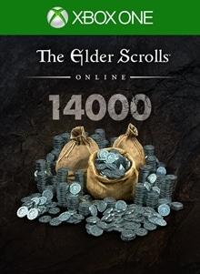 The Elder Scrolls Online: 14000 Crowns