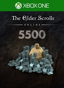 The Elder Scrolls Online: 5500 Crowns