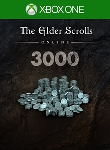 The Elder Scrolls Online: 3000 Crowns