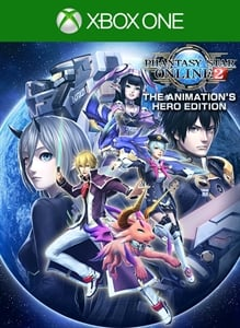 Phantasy Star Online 2 -The Animation's Hero Edition-
