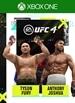 UFC® 4 - Tyson Fury & Anthony Joshua Bundle