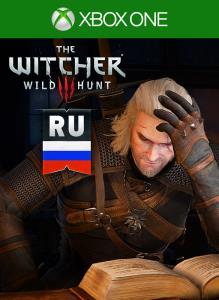 The Witcher 3: Wild Hunt Language Pack (RU)
