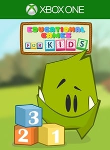 Educational Games for Kids (for Xbox)
