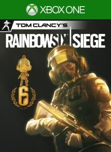 Tom Clancy'S Rainbow Six Siege: Pro League IQ Set