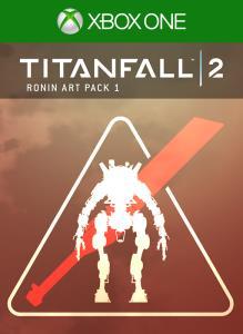 Titanfall 2: Ronin Art Pack 1