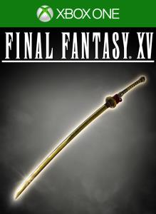 Weapon: Masamune (FFXV)