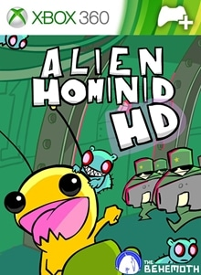 Alien Hominid HD - PDA Hot New Levels