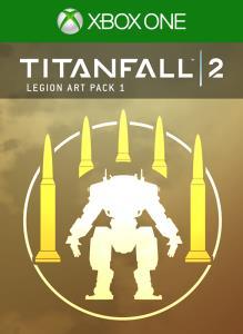 Titanfall 2: Legion Art Pack 1