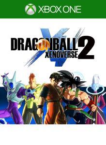 DRAGON BALL XENOVERSE 2 Masters Pack