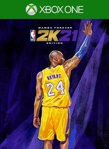 NBA 2K21 Next Generation Mamba Forever Edition Bundle - Pre-Order