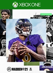 Madden NFL 21 Xbox One & Xbox Series X S