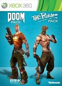 Doom®/Psycho Combo Pack