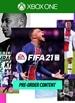 FIFA 21 Standard Pre-Order Content