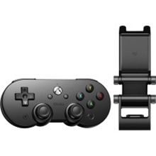 8bitDo SN30 Pro Controller for Xbox Cloud Gaming on Android + Clip