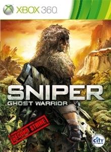 Sniper Ghost Warrior - Second Strike