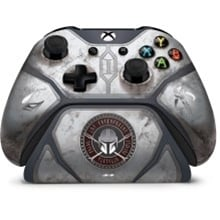 Controller Gear Mandalorian Wireless Xbox Controller & Xbox Pro Charging Stand Set