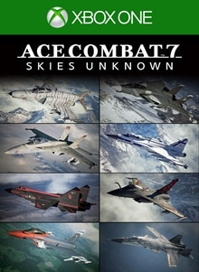 ACE COMBAT™ 7: SKIES UNKNOWN - 25th Anniversary Skin Set