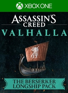 Assassin's Creed Valhalla - The Berserker Longship Pack