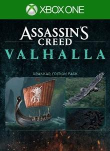 Assassin's Creed Valhalla - Drakkar Content Pack