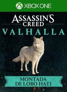 Assassin's Creed Valhalla - Hati Wolf Mount