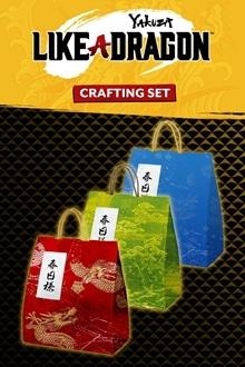 Yakuza: Like a Dragon Crafting Mat Set