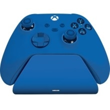 Controller Gear Universal Xbox Pro Charging Stand – Shock Blue (latest model)