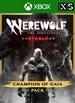 Werewolf: The Apocalypse - Earthblood Champion of Gaia Pack Xbox Series X S