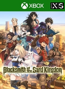 Blacksmith of the Sand Kingdom