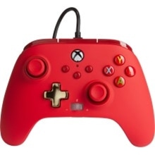PowerA Enhanced Wired Controller for Xbox - Bold Red