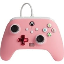 PowerA Enhanced Wired Controller for Xbox - Bold Pink