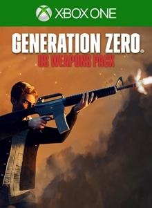 Generation Zero® - US Weapons Pack