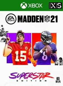 Madden NFL 21 Superstar Edition Xbox One & Xbox Series X S