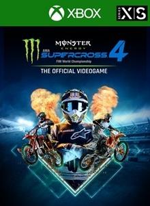 Monster Energy Supercross 4 - Xbox Series X|S