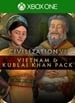 Civilization VI – Vietnam & Kublai Khan Pack