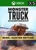 Monster Truck Championship - Rebel Hunter Edition Xbox Series X|S