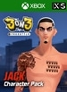 3on3 FreeStyle – Jack Character Pack