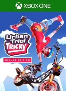 Urban Trial Tricky Deluxe Edition