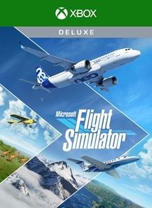 Microsoft Flight Simulator: Deluxe Edition (Xbox) Pre-Order.