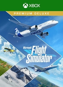 Microsoft Flight Simulator: Premium Deluxe Edition (Xbox) Pre-Order