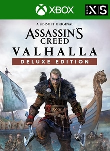 Assassin's Creed® Valhalla Deluxe Edition