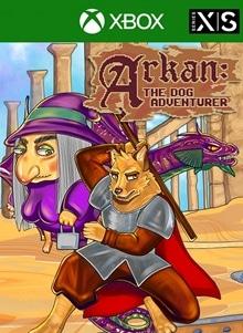 Arkan: The dog adventurer (Xbox Series X S)