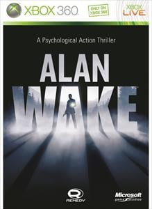 Alan Wake:The Writer