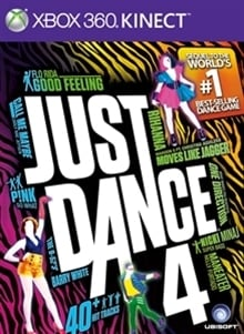 Just Dance®4 DJ Fresh - Gold Dust on Xbox 360