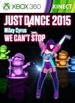 """Just Dance 2015 - """"We Can't Stop"""" by Miley Cyrus"""