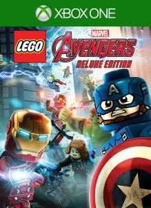 LEGO Marvelâ??s Avengers Deluxe Edition